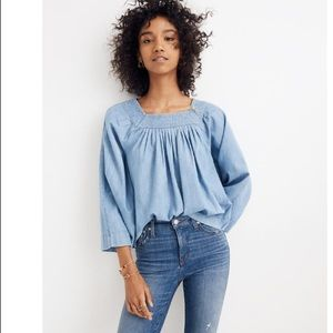 Madewell Top, Size XS, New with Tag